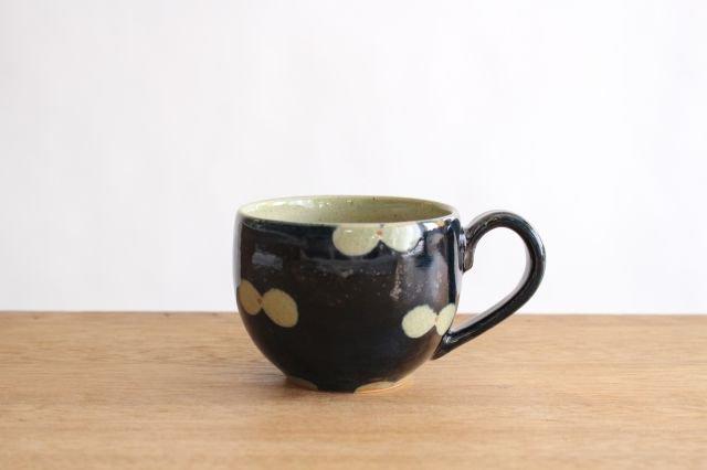 RUG/マグカップ unit ネイビー 陶器 sen 波佐見焼