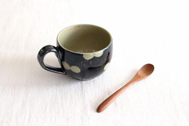 RUG/マグカップ unit ネイビー 陶器 sen 波佐見焼 画像5