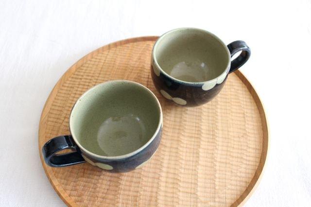 RUG/マグカップ unit ネイビー 陶器 sen 波佐見焼 画像6