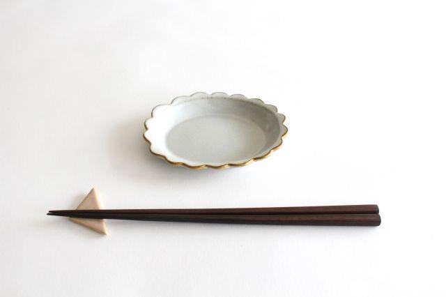 frame フリルプレート 小 陶器 波佐見焼 sen 画像5