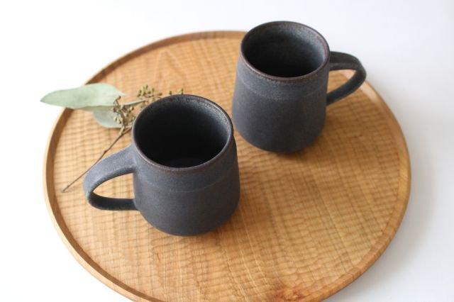 マグカップA グレー 陶器 TULUSIWORKS  画像4