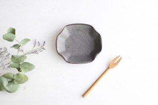 角豆皿 グレー 【A】 TULUSIWORKS 陶器商品画像