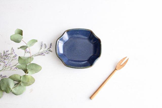 角豆皿 青 TULUSIWORKS 陶器