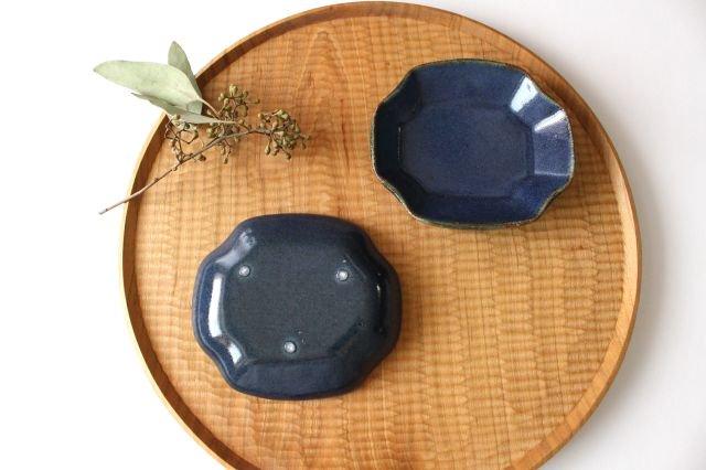 角豆皿 青 TULUSIWORKS 陶器 画像3