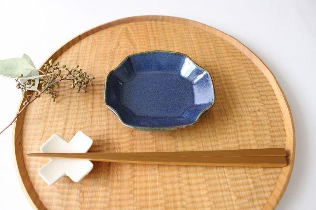 角豆皿 青 TULUSIWORKS 陶器 画像4