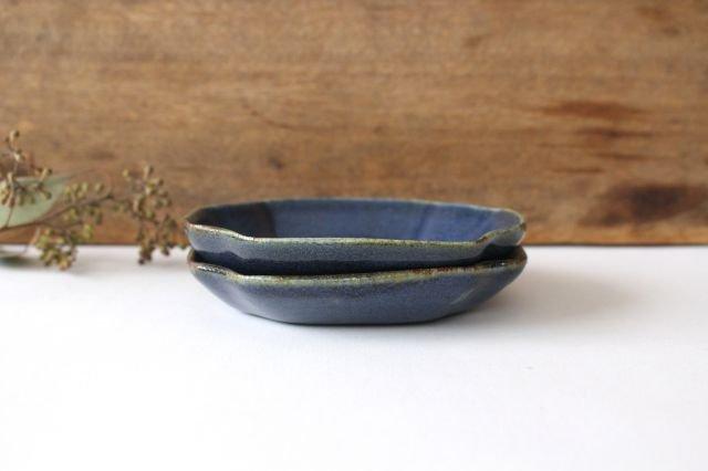 角豆皿 青 TULUSIWORKS 陶器 画像5