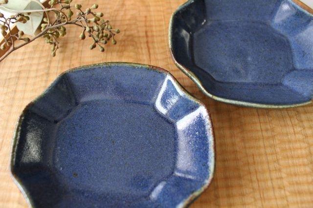 角豆皿 青 TULUSIWORKS 陶器 画像6