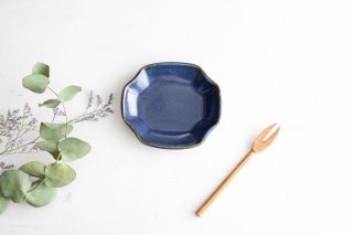 角豆皿 青 TULUSIWORKS 陶器商品画像