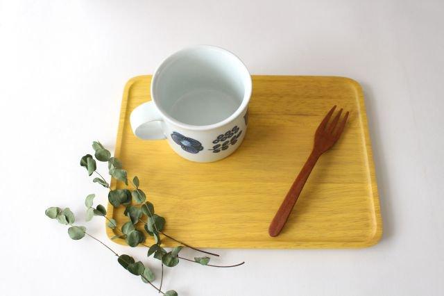 波佐見焼 Wreath On The Table マグカップ ブルー 磁器 画像2