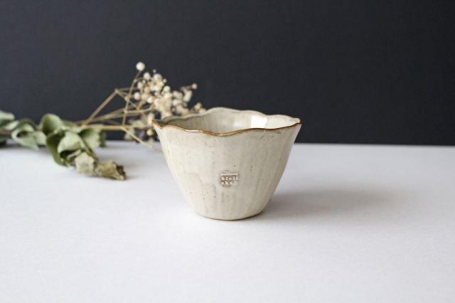 ポーチュラカカップ 陶器 キエリ舎 画像2