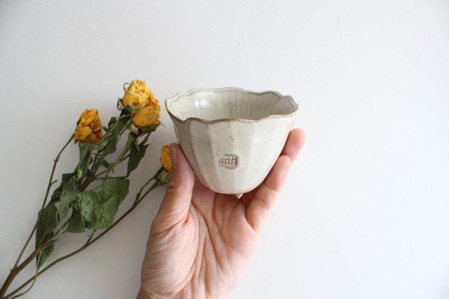 ポーチュラカカップ 陶器 キエリ舎 画像4