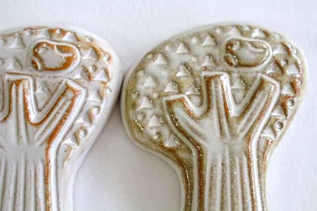 isopuuのスプーンレスト 陶器 キエリ舎 画像4