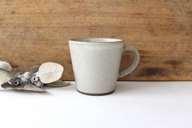 マグカップ 大 陶器 恵山 西村峰子