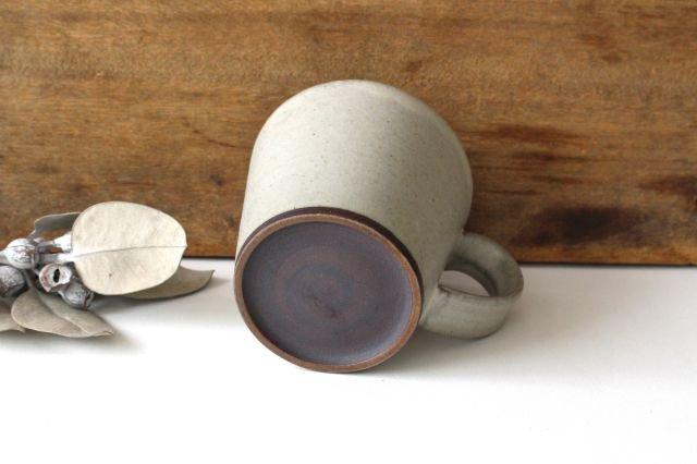 マグカップ 大 陶器 恵山 西村峰子 画像3