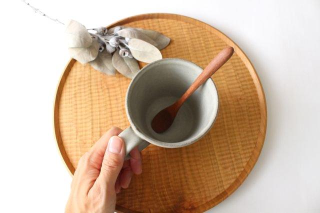 マグカップ 大 陶器 恵山 西村峰子 画像4