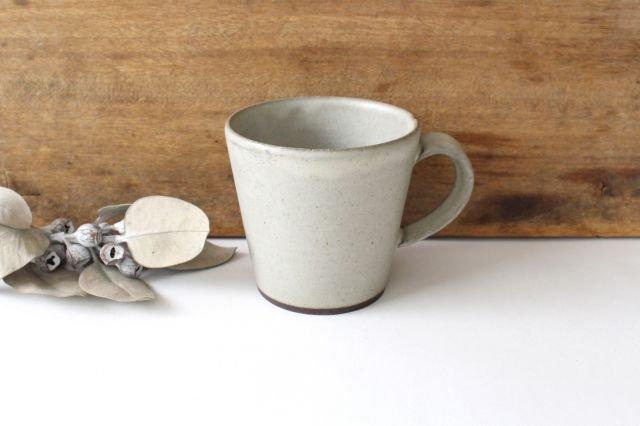 マグカップ 大 陶器 恵山 西村峰子 画像6