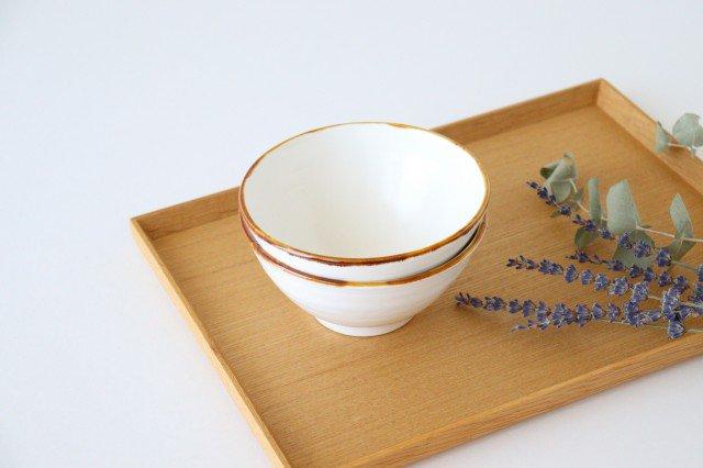 ハリネズミのご飯茶碗 磁器 原村俊之 画像3