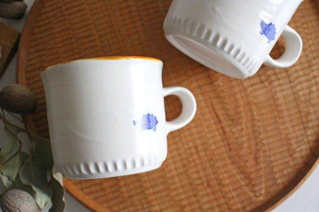 ハリネズミのマグカップ 磁器 原村俊之 画像3