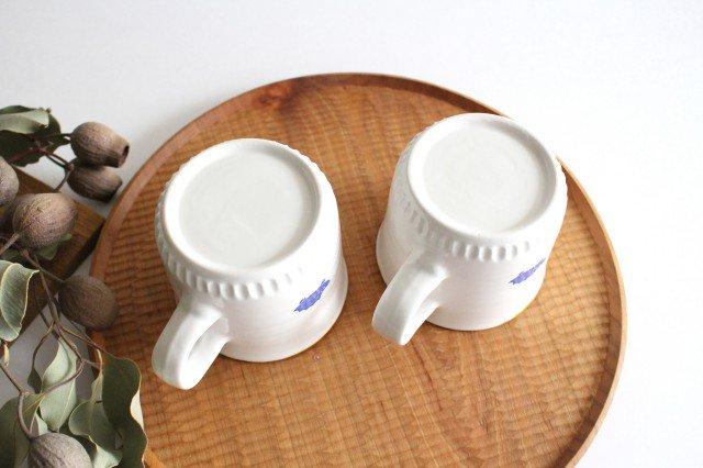 ハリネズミのマグカップ 磁器 原村俊之 画像6