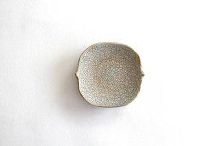 豆皿 墨入貫入 陶器 はなクラフト商品画像
