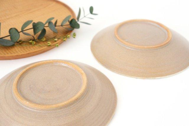 マーガレット7寸皿 陶器 樋口早苗 画像4