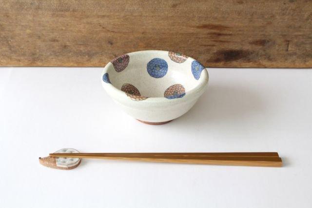 フラワー 菊丸小鉢 陶器 樋口早苗 画像6