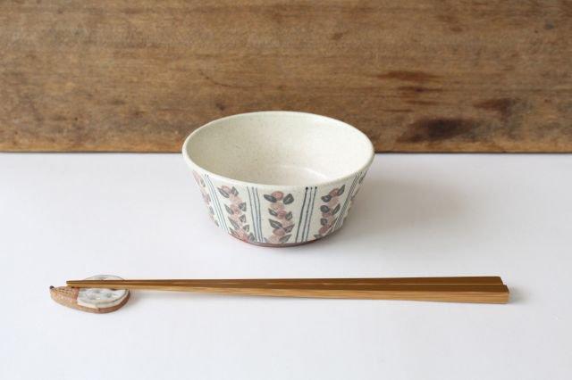 フラワー&ライン小鉢 陶器 樋口早苗 画像4