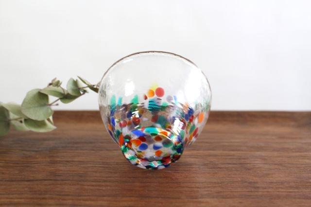 ねぶた 盃 ガラス 津軽びいどろ 画像3