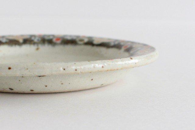 リム皿 小 小さな森 半磁器 森陶房 砥部焼 画像4