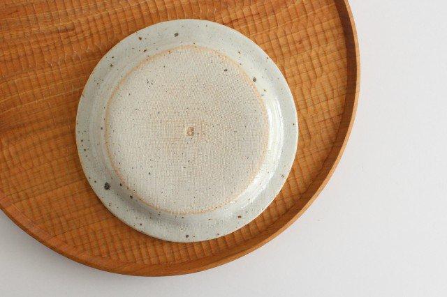 リム皿 小 小さな森 半磁器 森陶房 砥部焼 画像6