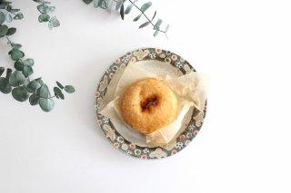 リム皿 小 小さな森 半磁器 森陶房 砥部焼商品画像
