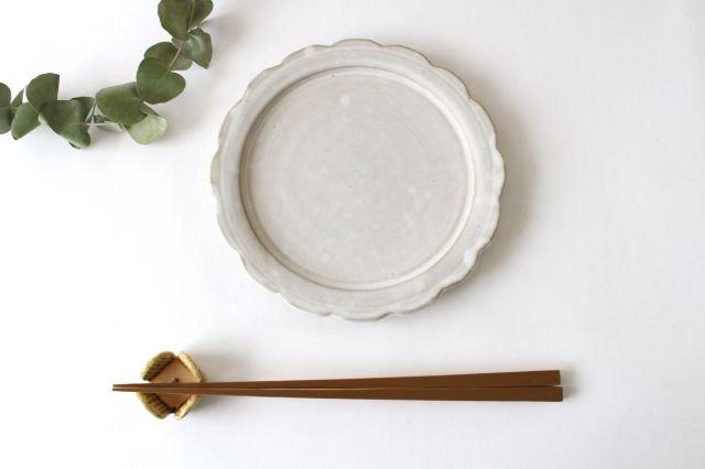 花の箸置きA 黄 陶器 harasawa ayaka 画像5