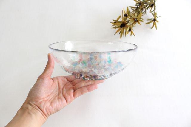 ねぶた 多様鉢 ガラス 津軽びいどろ 画像2