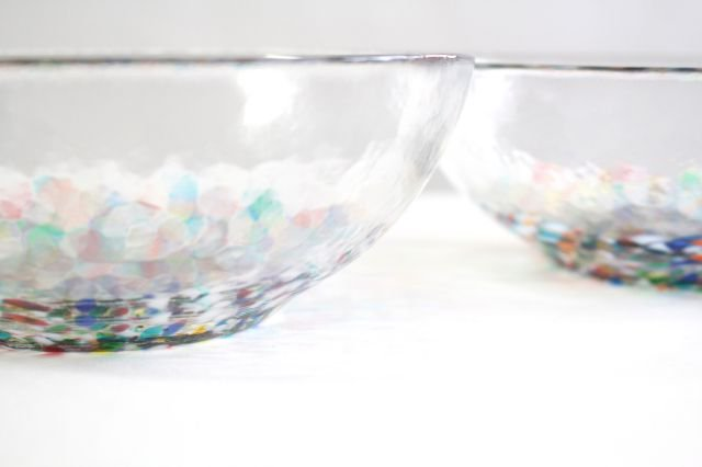 ねぶた 多様鉢 ガラス 津軽びいどろ 画像3