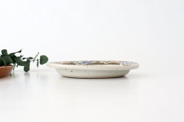 リム皿 小 青い鳥 半磁器 森陶房 砥部焼 画像2