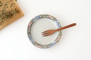 リム皿 小 青い鳥 半磁器 森陶房 砥部焼商品画像