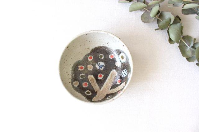 たたら作り小鉢 小さな森 半磁器 森陶房 砥部焼