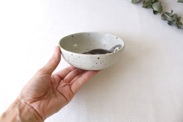 たたら作り小鉢 小さな森 半磁器 森陶房 砥部焼 画像3