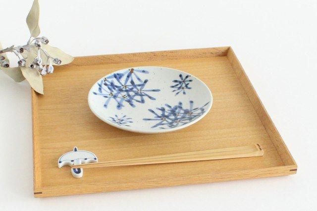 箸置き 傘 ポンポン 磁器 森陶房 砥部焼 画像3