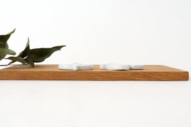 箸置き 傘 ポンポン 磁器 森陶房 砥部焼 画像5