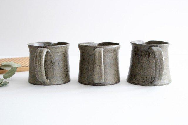 ピッチャー 柿灰 陶器 青人窯 画像5