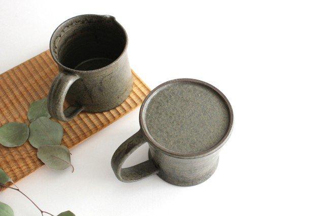ピッチャー 柿灰 陶器 青人窯 画像6