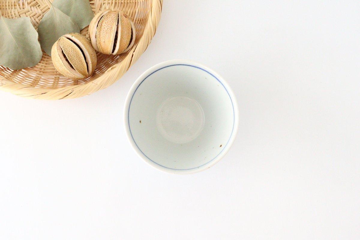 小鉢 小 菊紋 磁器 皐月窯 砥部焼 画像4