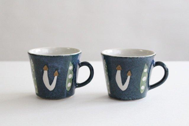 マグカップ おやさい 陶器 はるな陶芸工房 画像2