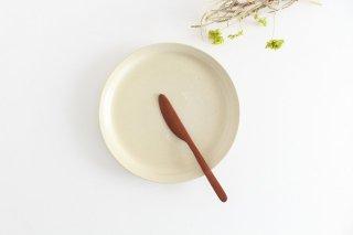 6寸皿 白せと 陶器 青人窯商品画像