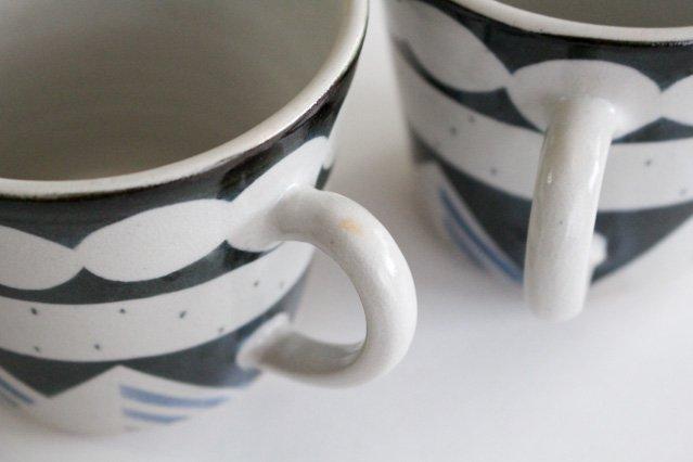 マグカップ アメヤマ 陶器 はるな陶芸工房 画像3