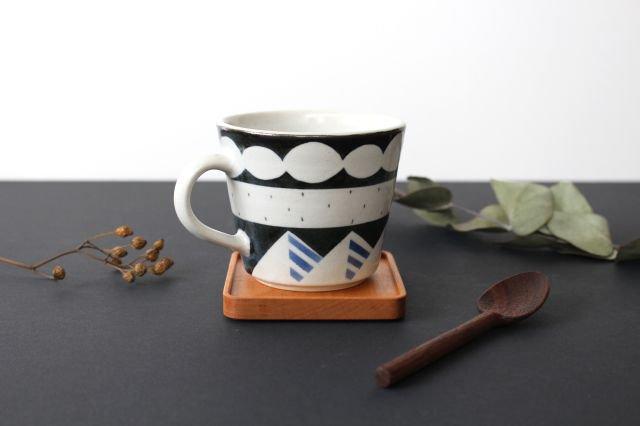 マグカップ アメヤマ 陶器 はるな陶芸工房 画像4