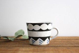 マグカップ アメヤマ 陶器 はるな陶芸工房商品画像