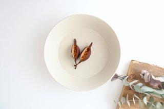 浅鉢 L 白せと 陶器 青人窯商品画像