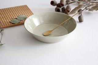 浅鉢 L 魚沼緑灰 陶器 青人窯商品画像